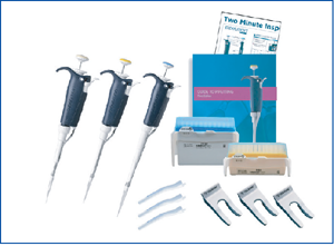 Zestaw PIPETMAN Classic Micro Volume Kit